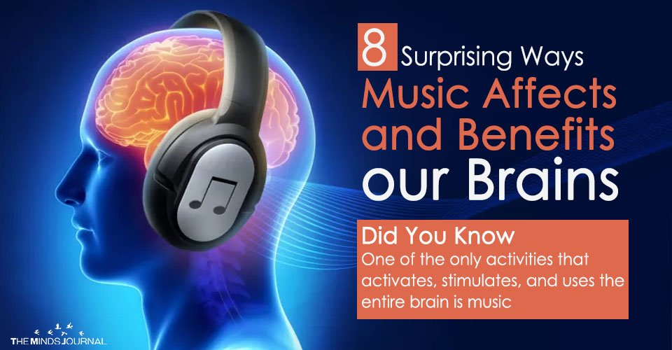 8 Surprising Ways Music Affects and Benefits our Brains2