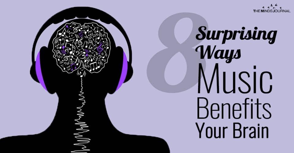 8 Surprising Ways Music Benefits Your Brain