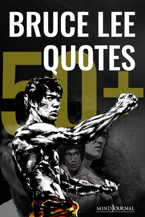 Bruce Lee Quotes pin