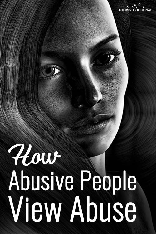 How Abusive People View Abuse - Apaths, Egocentrics, Narcissists, Sociopaths, Psychopaths