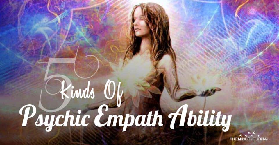 Kinds Of Psychic Empath Ability
