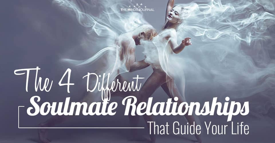 The 4 Different Soulmate Relationships That Guide Your Life