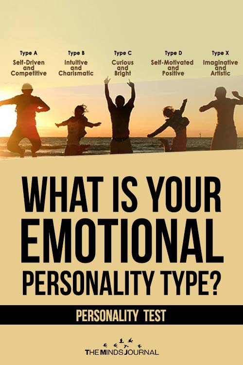 What Is Your Emotional Personality Type? - Personality Quiz
