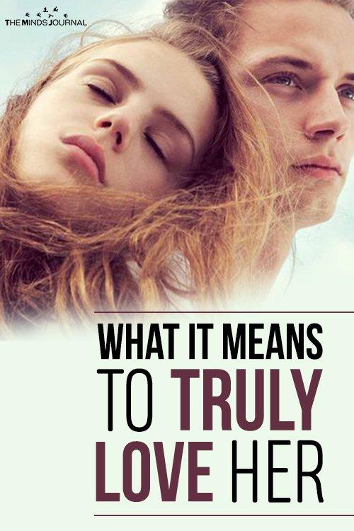 5 Ways To Truly Love Someone