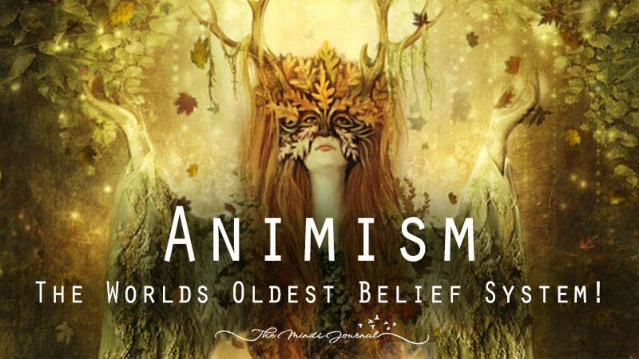The belief of animism