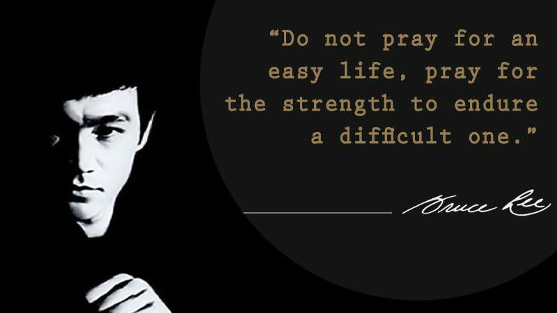 14 Powerful Quotes From Bruce Lee