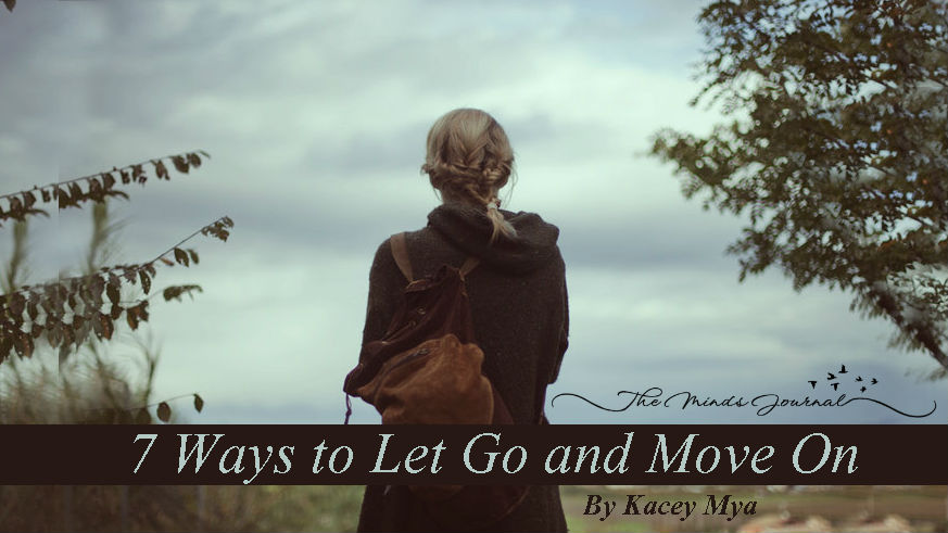 Goodbye: 7 Ways to Let Go and Move On