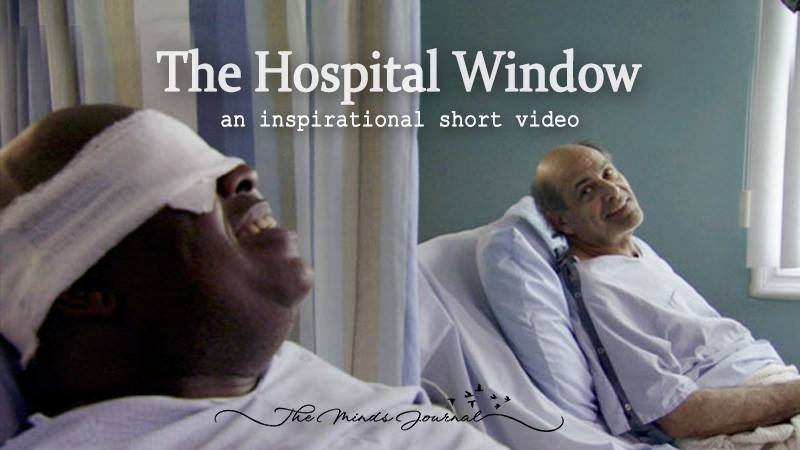 The Hospital Window: Inspiring Story That Will Change the Way You Think