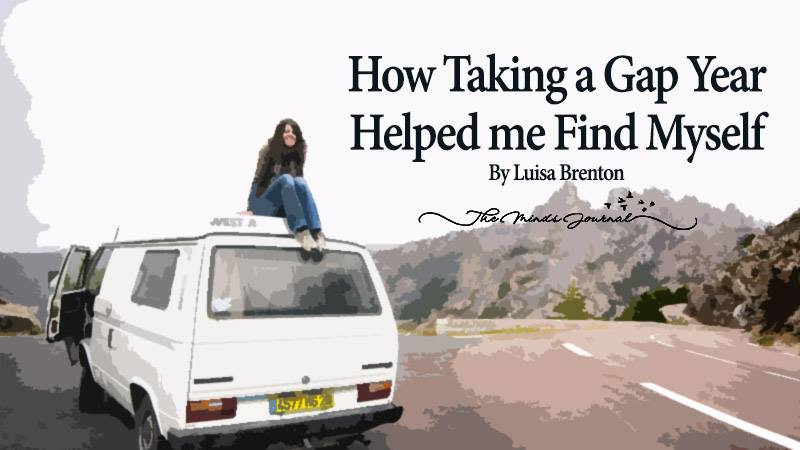 How Taking a Gap Year Helped me Find Myself