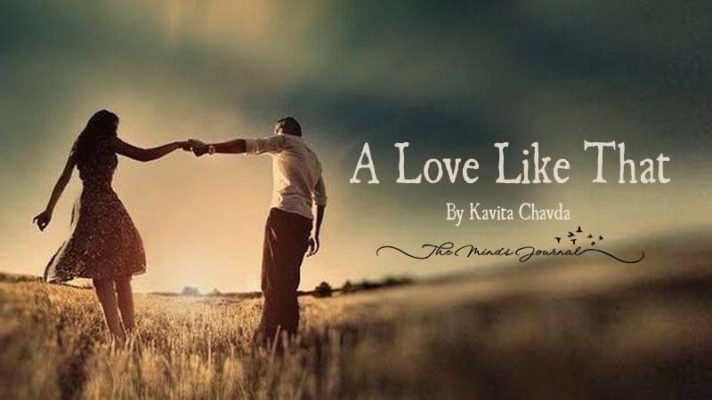 A Love Like That – Mind Talk