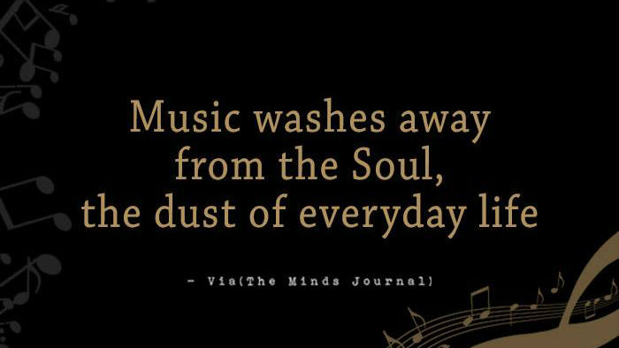 16 Beautiful Quotes About Music