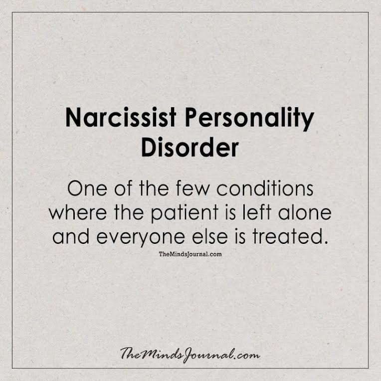 Narcissist Personality Disorder