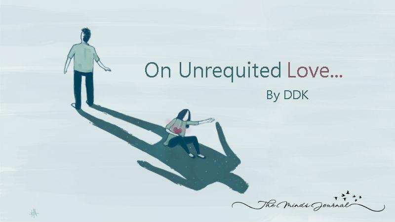 On Unrequited Love – Mind Talk