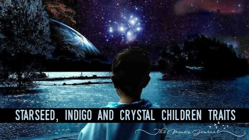Starseed, Indigo and Crystal Children Traits (You could be one ?)