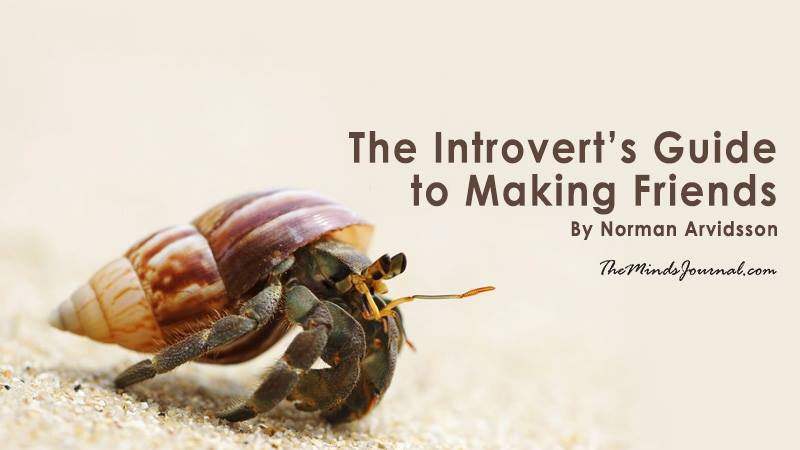 The Introvert's Guide to Making Friends – Mind Talk
