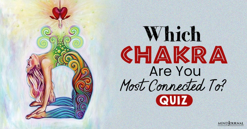 which chakra are you most connected to