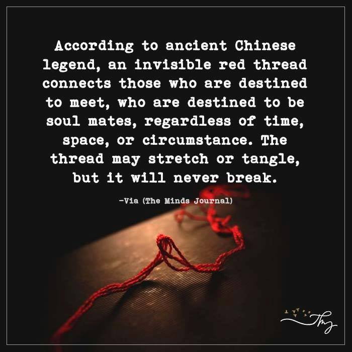 According to encient Chinese legend