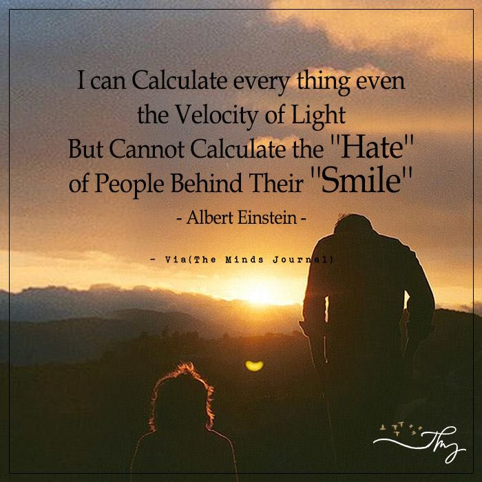 I can calculate every thing