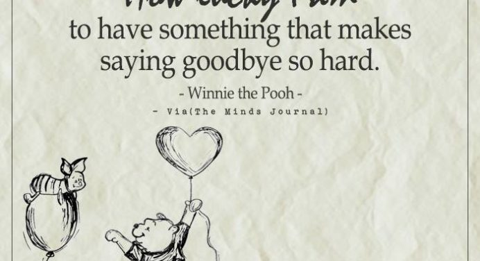 Winnie The Pooh Archives The Minds Journal