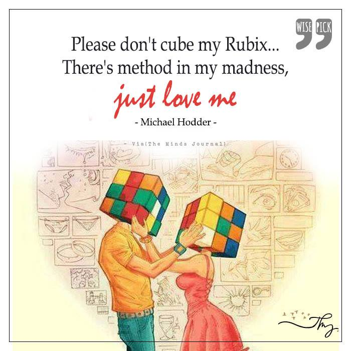 Please don't cube my Rubix