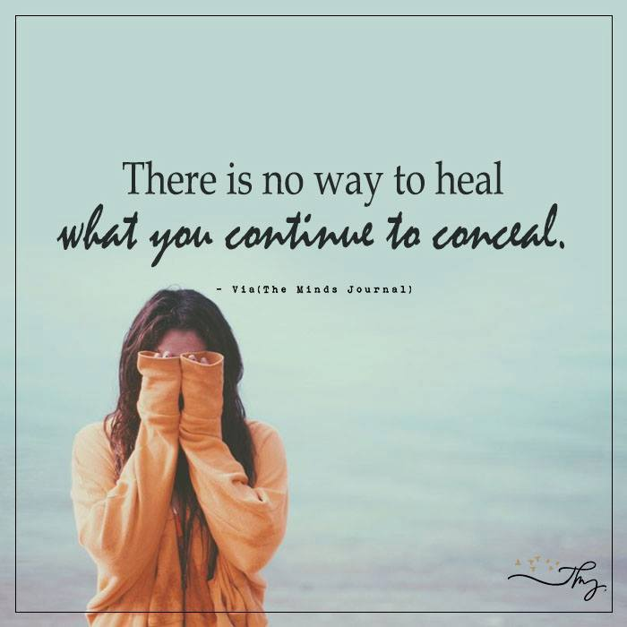 There is no way to heal