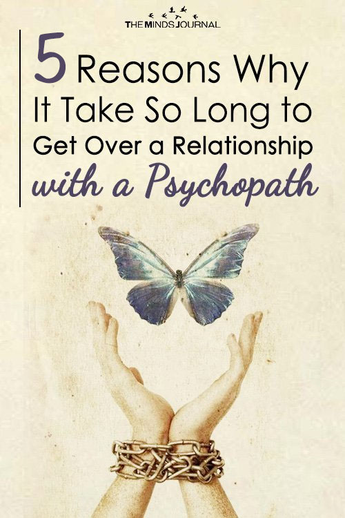 Get Over A Psychopath