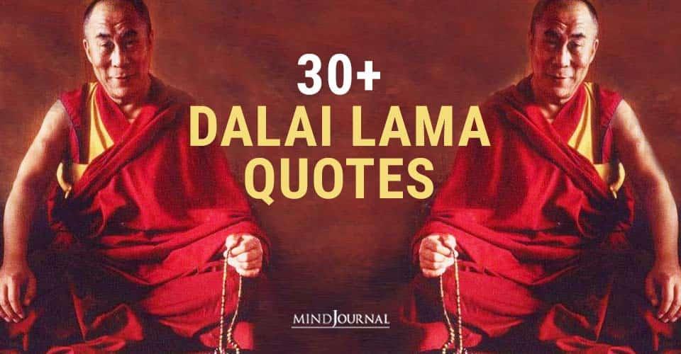 Dalai Lama Quotes Wisdom