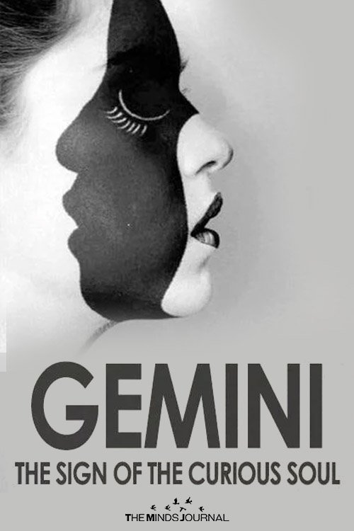 GEMINI THE SIGN OF THE CURIOUS SOUL