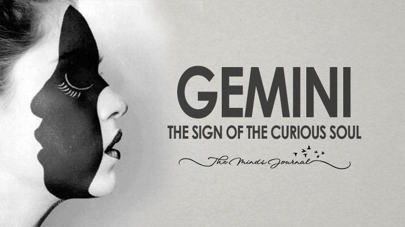GEMINI: THE SIGN OF THE CURIOUS SOUL