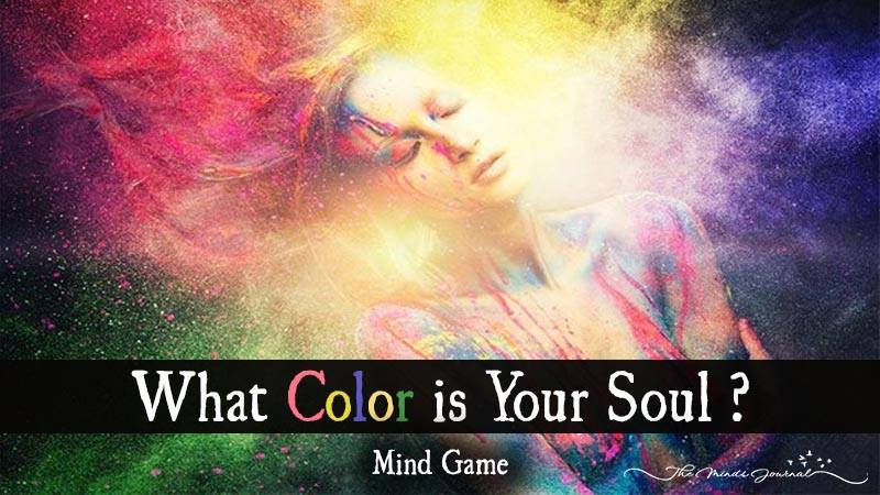 What Color is Your Soul? – Mind Game