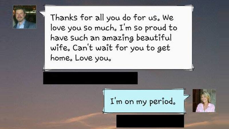 I Can Sum Up Marriage In These 11 Texts I've Sent My Husband