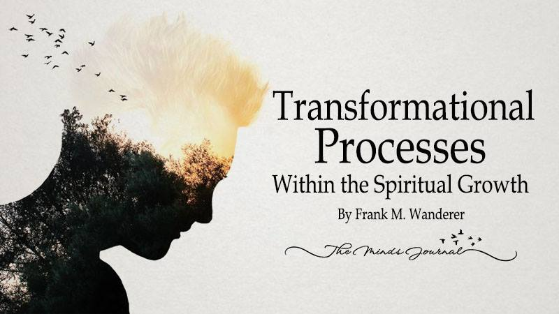 3 Transformational Processes Within The Evolution of Consciousness
