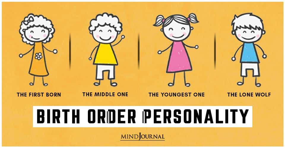 Birth Order Says About Personality