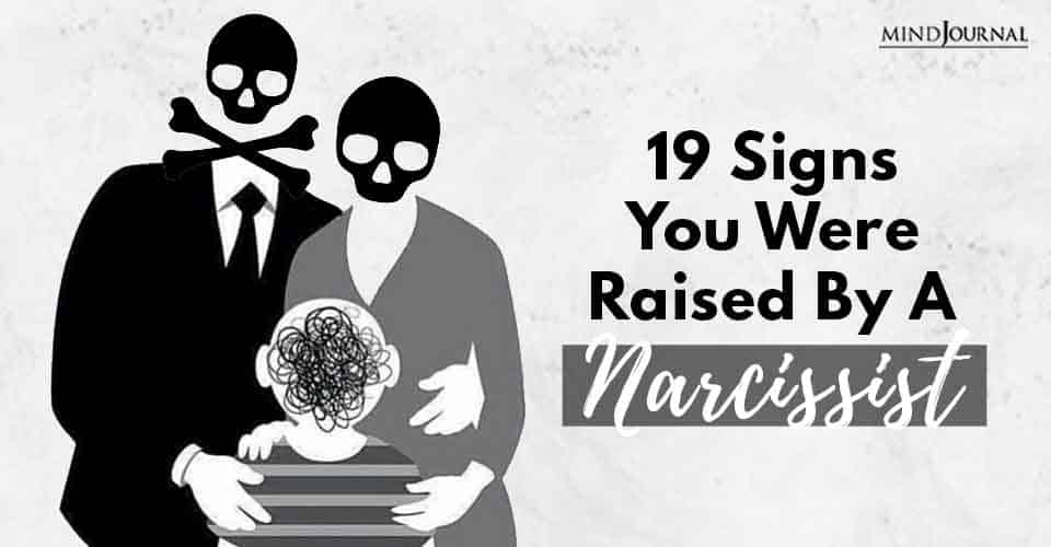 Signs Raised By Narcissistic