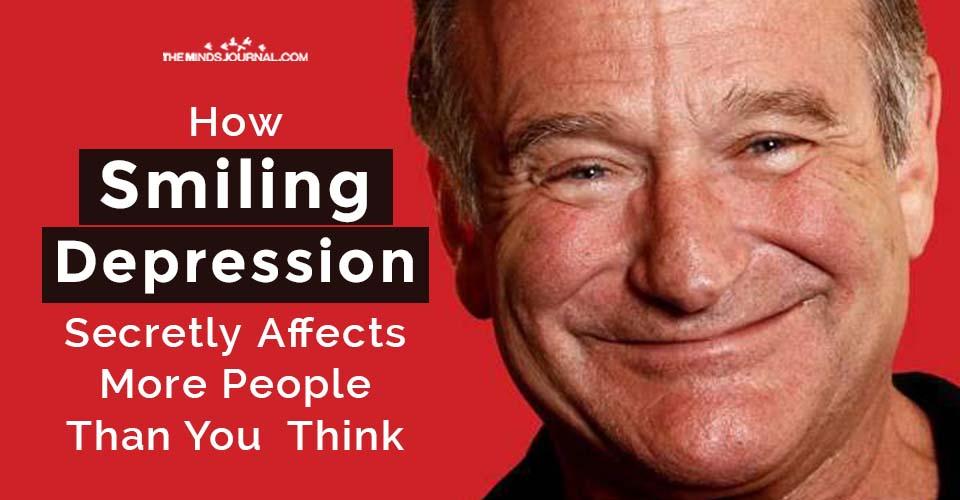 Smiling Depression Secretly Affects More People