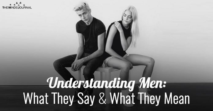 The Meaning Behind What Men Say to Women