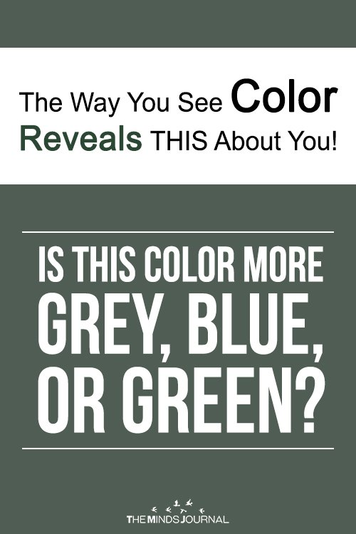 What The Way You See Colors Reveal About Your Personality: QUIZ