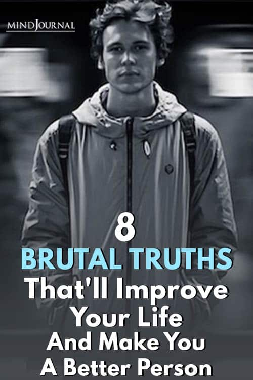Truths Improve Life Make Better Person pin