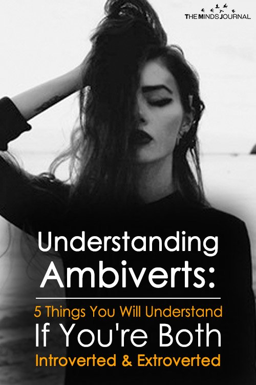 Understanding Ambiverts 5 Things You Will Understand If You're Both Introverted & Extroverted