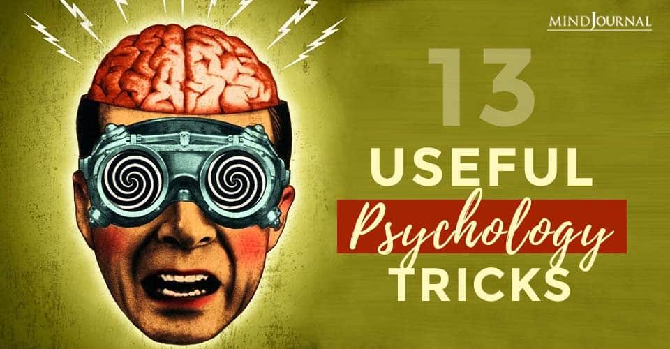 Useful Psychology Tricks