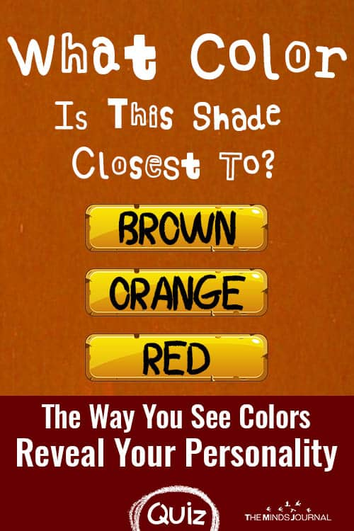 What The Way You See Colors Reveal About Your Personality pin