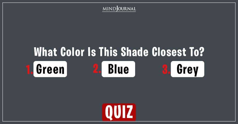 What The Way You See Colors Reveal About Your Personality