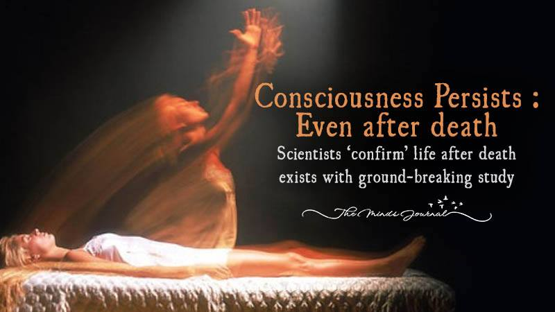 Consciousness Persists: Even after Death