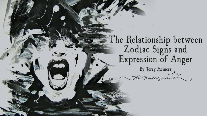 The Relationship between Zodiac Signs and Expression of Anger