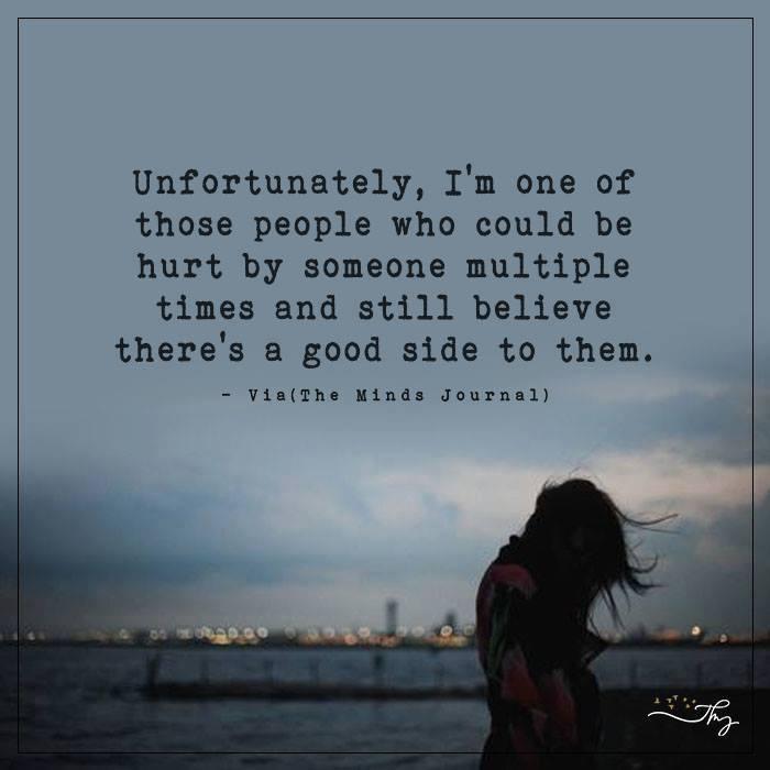 Unfortunately, I'm one of those people
