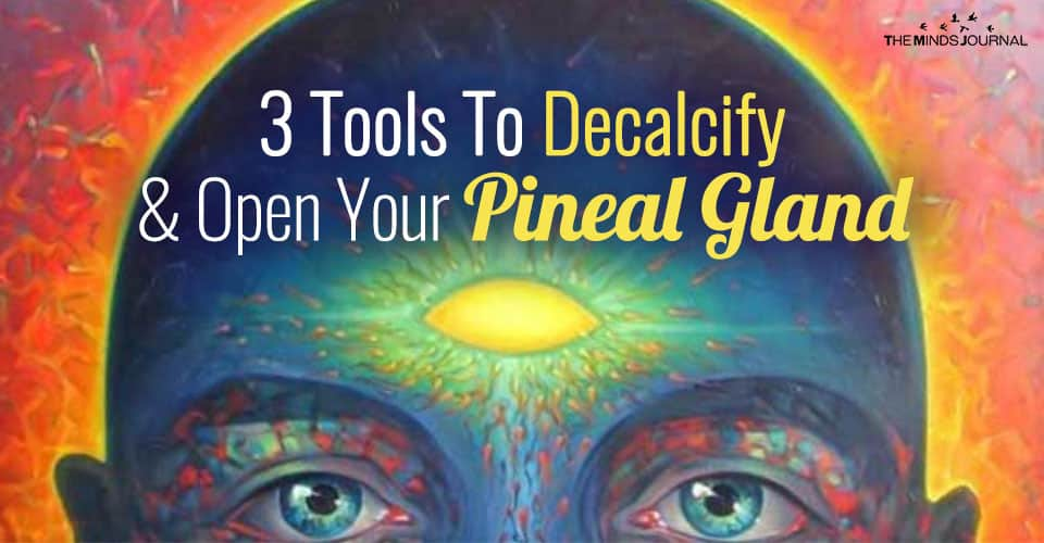 3 Tools To Decalcify And Open Your Pineal Gland