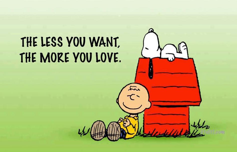 Snoopy quote on gratitude