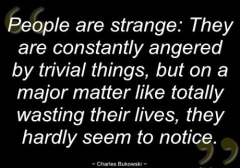 22 Thought Provoking Quotes by Charles Bukowski 5643