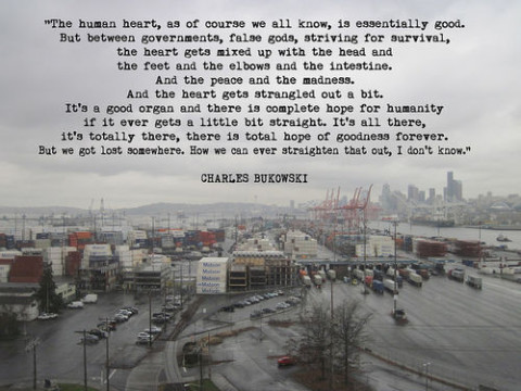 22 Thought Provoking Quotes by Charles Bukowski 908