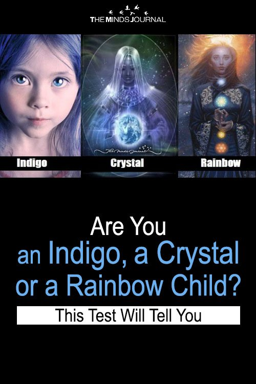 Are You an Indigo, a Crystal or a Rainbow Child? - This Test Will Tell You